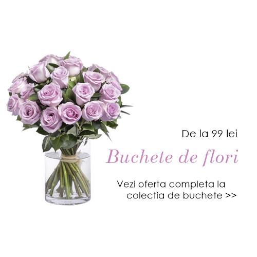 buchete de flori mov